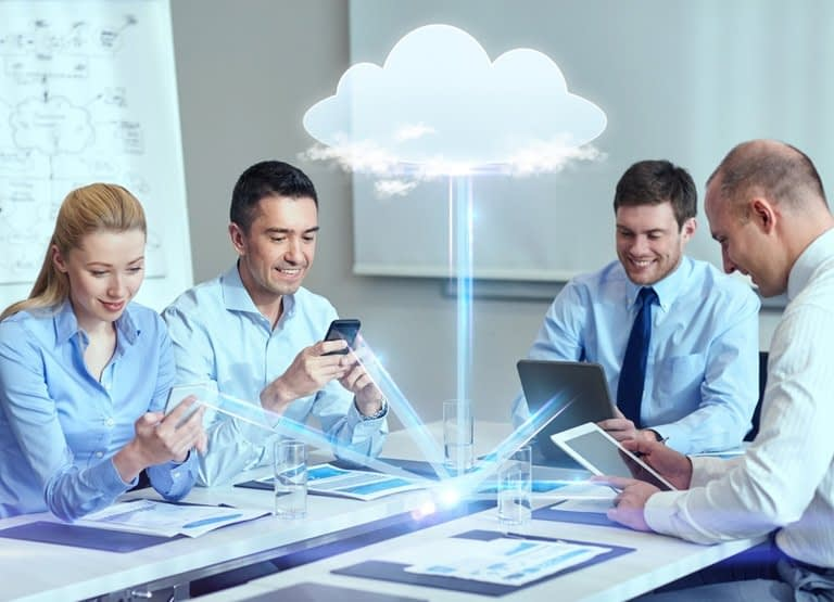 Cloud-consulting