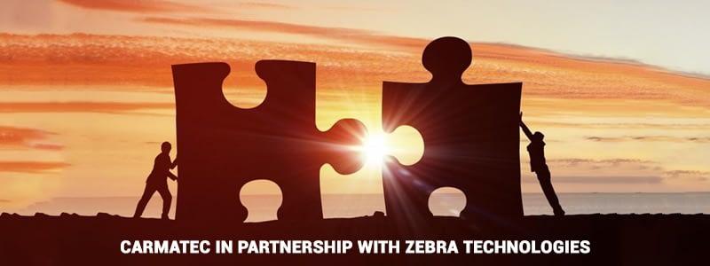 Carmatec in partnership with Zebra Technologies